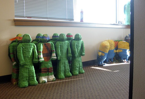 Army Of Turtles by elfinity