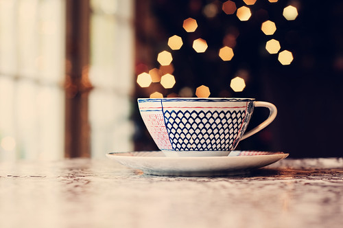 a cup of christmas