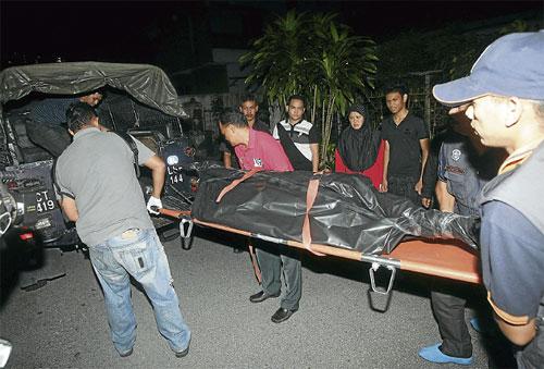 Jurusolek Amy Mastura Bernama Dicky Dibunuh Dengan Kejam