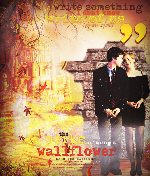 emma watson Wallflower photo