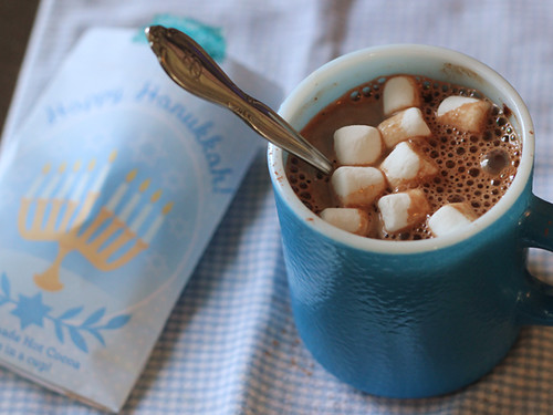 Eight Crazy Nights of Cocoa?