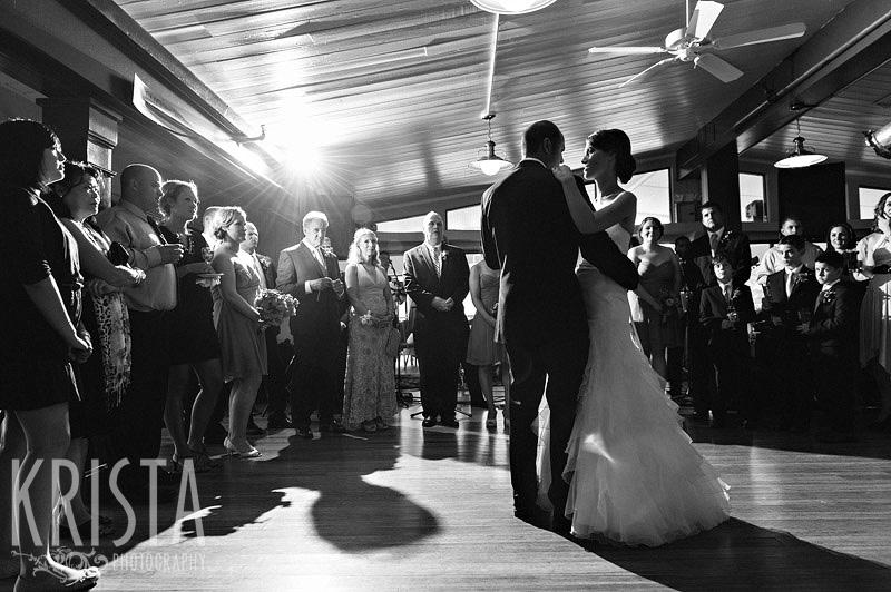Flying Bridge wedding Falmouth, MA