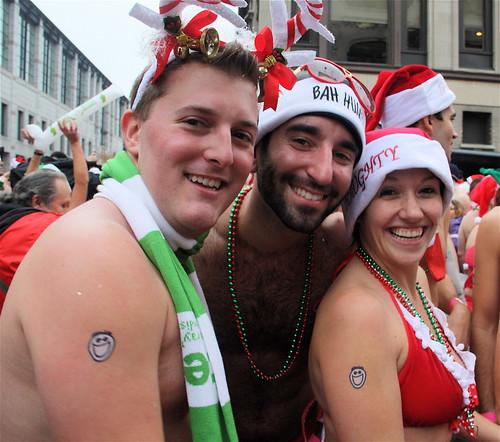 boston santa speedo run 2012 11