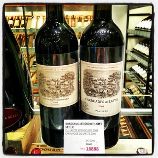 Real 1st grown Château Lafite Rothschild Red Wine