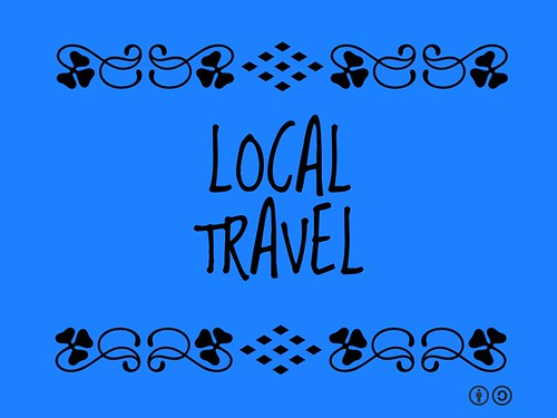 Buzzword Bingo: Local Travel