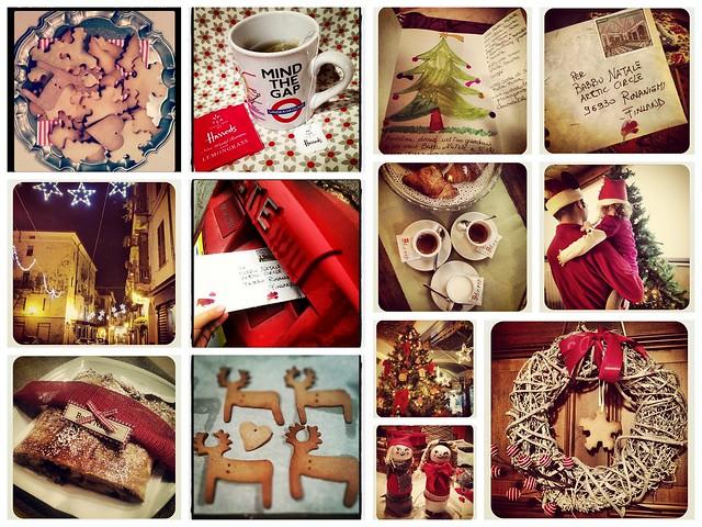 I preparativi di Natale