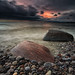 Dramatic Shoreline by timcorbin