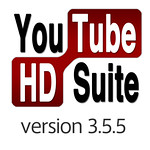 YouTube HD Suite v3.5.5(YouTube仕様変更対応)