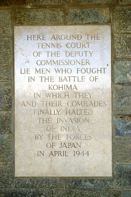 War Memorial, Kohima War Cemetery