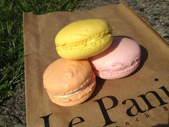 Macarons - Le Panier