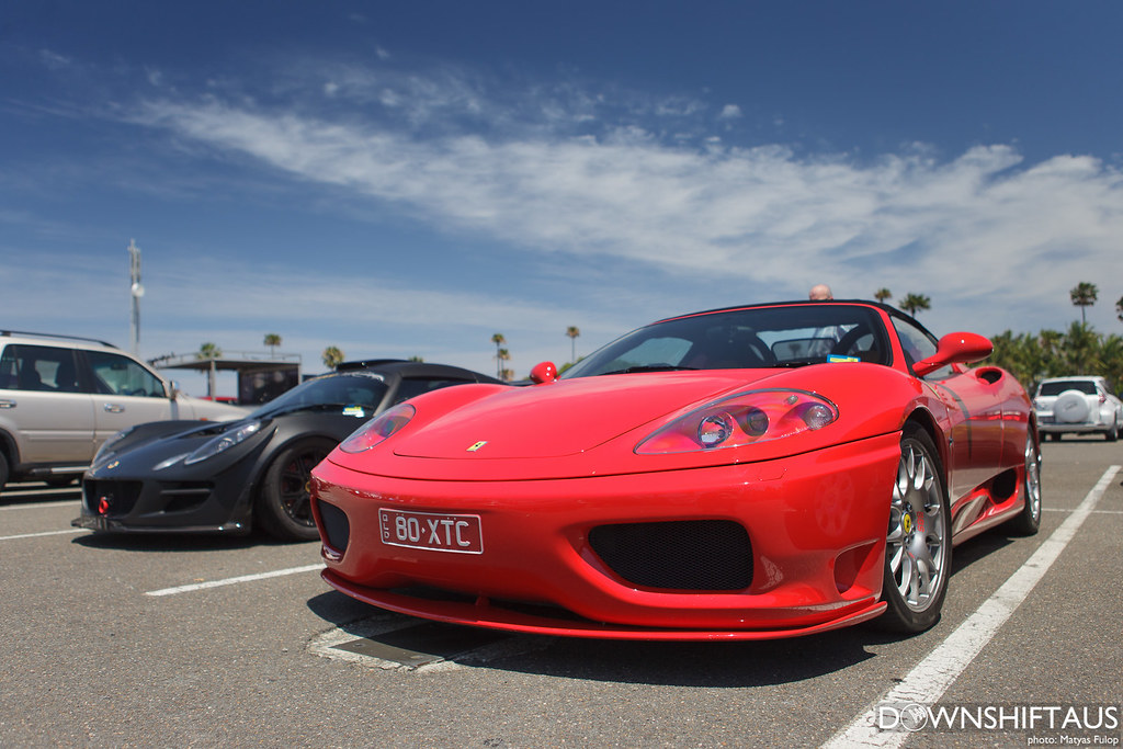December 2012 Supercar Cruise