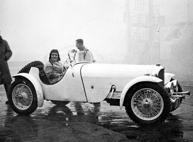 1937 Marendaz Special 15/90 Tourer