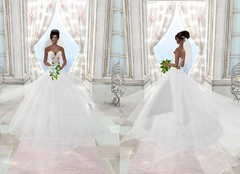 B. Barbie Style - Summer Wedding Gown