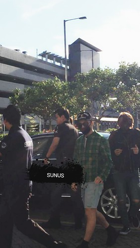 Big Bang - Hong Kong Airport - 15jun2015 - SUNANDUS - 01