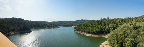 Mondego River Panorama Photo #2