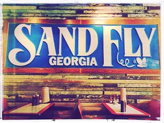 In Sandfly BBQ