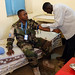 UNAMID Police Donates Blood to  Zalingei Teaching Hospital, Central Darfur