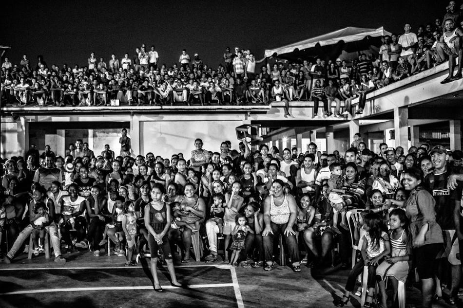 邊緣文化/委內瑞拉最危險監獄—牆內的混沌與罪惡21