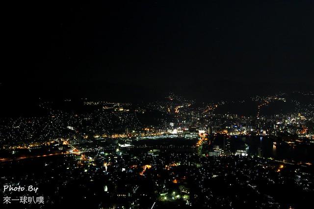 長崎道佐山夜景10