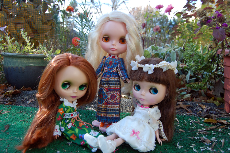 My Blythes