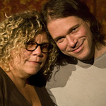 WFUV at Del Posto: Rita Houston and Bill Dobrow