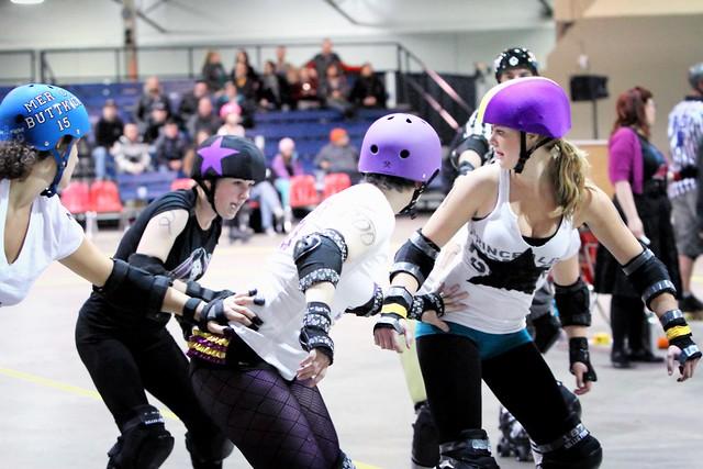 Regina's Rockin Roller Derby 25