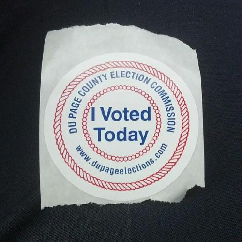 #Naperville #Election2012