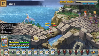 Ragnarok Tactics on PSP