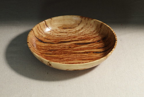 Lace Red Oak Platter