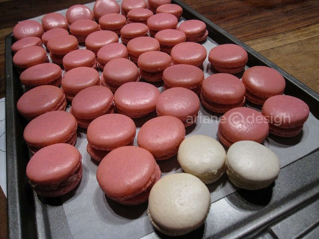 Simply French Cafe Macaron Class-20