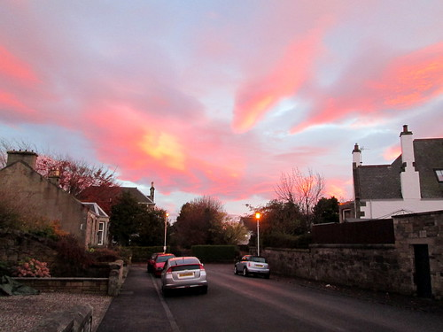 Night Sky, 6/11/12, Kirkcaldy