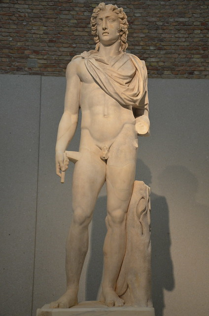 Colossal statue of Helios, dedicated to