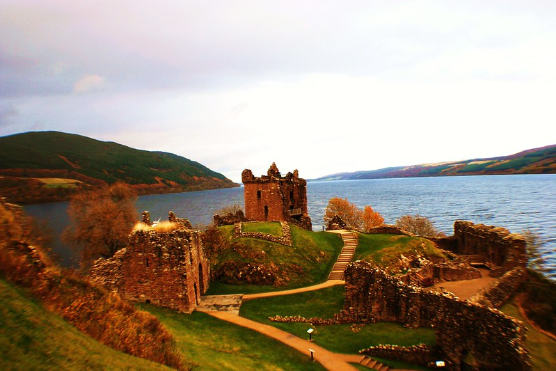 Castle Urquhart, Loch Ness, Scotland