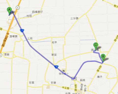 雲林縣莿桐鄉孩沙里 - Google 地圖-03