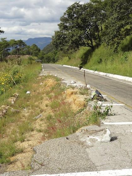 Chiapis road