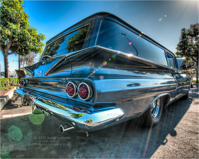 1960 chevy biscayne sedan delivery