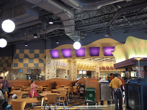 Pop Century Food Court
