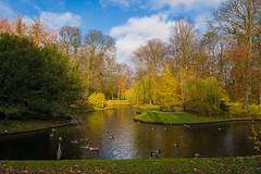 Frederiksberg Park, Denmark.
