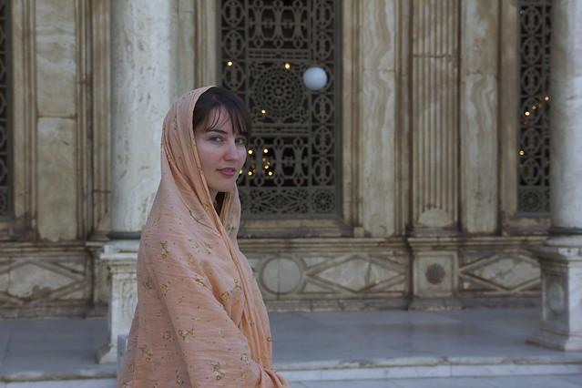 445 - Mezquita de Albastro