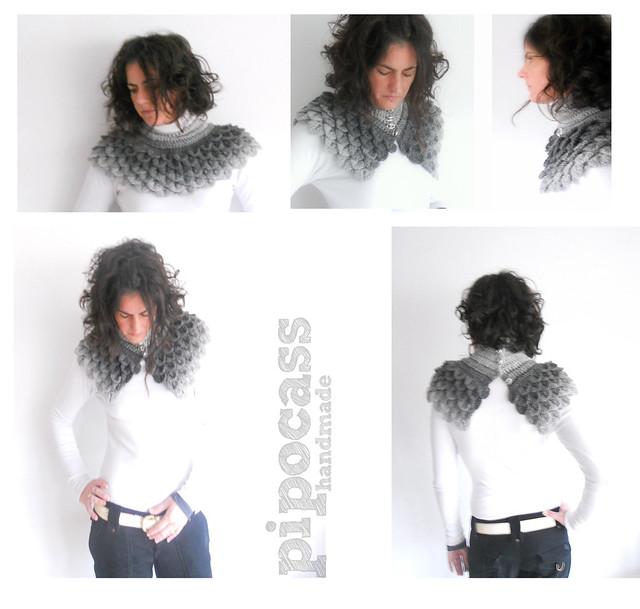 cuello 3 grises