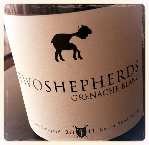Two Shepherds Grenache Blanc