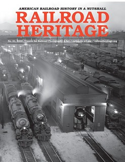 Railroad Heritage 21_cover.indd