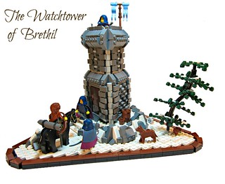 The Watchtower of Brethil