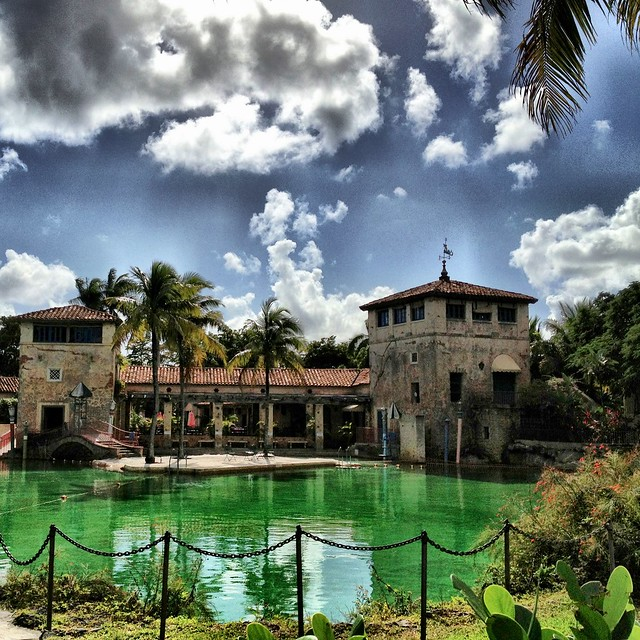 Venetian Pool - Coral Gables