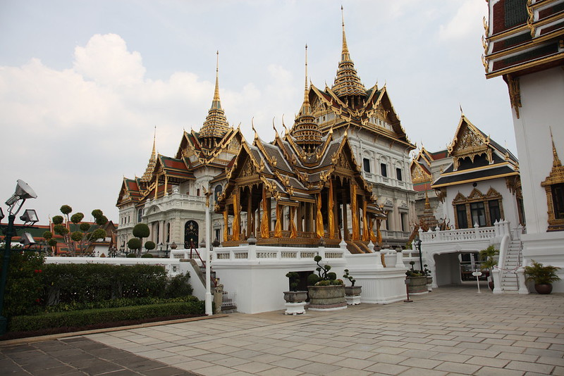 Residences of the Grand Palace