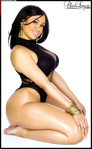 CUBANA LUST SHOW BLACK LINGERIE PICTUERS . big booty cubana lust in the latest issue of show black lingerie magazine
