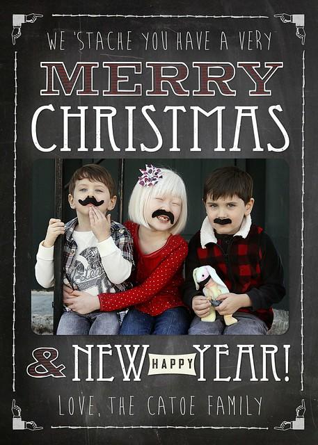 2012 Christmas card: 5x7