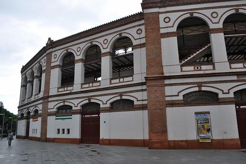 Malagueta bullring