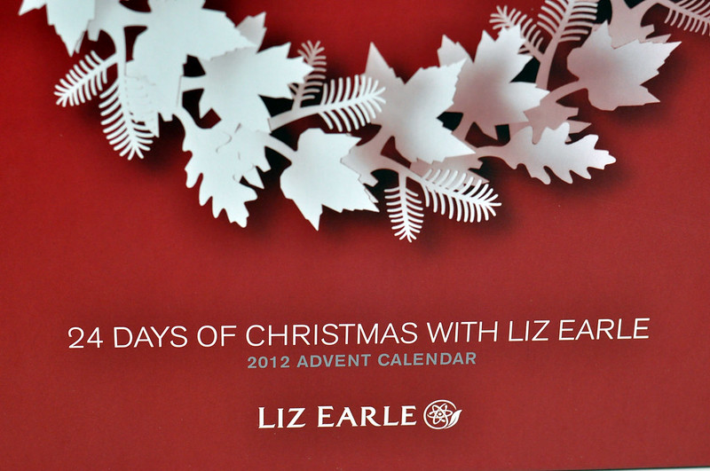 liz earle advent calendar 6