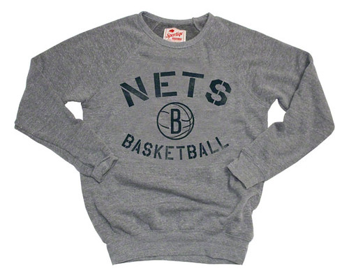 Brooklyn Nets BUTLER Sweatshirt By Sportiqe Apparel
